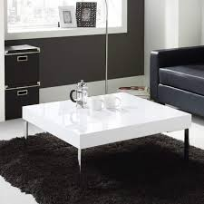 white gloss side table tiffany white high gloss square coffee table furniture123
