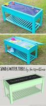 Free Plans For Outdoor Picnic Tables by Best 25 Kids Play Table Ideas On Pinterest Children Playroom