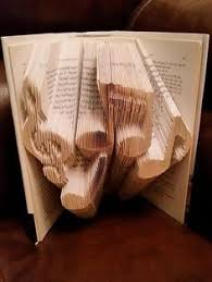 Book Paper Folding - bildergebnis f禺r book sculpture chicken book
