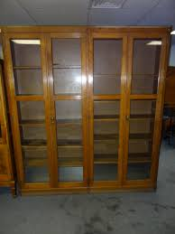 Lawyers Bookshelves by Bookcases Bookcase With Sliding Glass Doors Lawyers Bookcase