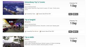 travel itinerary images Joguru is a travel planner that optimizes your itinerary png