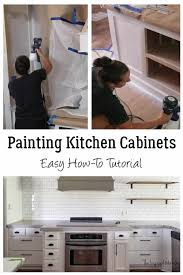 painting kitchen cabinets tutorial how to paint kitchen cabinets painting kitchen cabinets