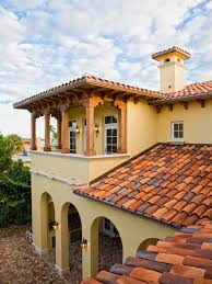 Mediterranean Roof Tile Roof Spanish Tile Design Pictures Remodel Decor And Ideas