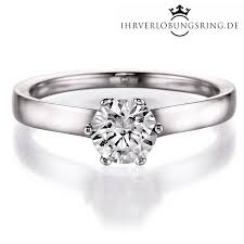 verlobungsring platin brillant platin verlobungsring 53 images platinring mit einem diamant