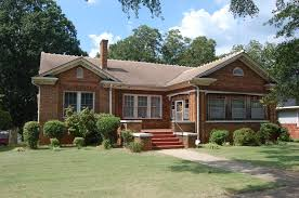 1 Story Homes Brick Bungalow Ranch Porch Google Search Curb Appeal