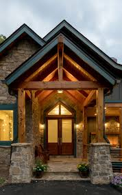 modern craftsman mountain home home decor ideas