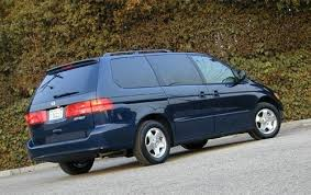 used car honda odyssey used 2002 honda odyssey for sale pricing features edmunds