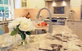 Kitchens With White Granite Countertops - delicatus white granite