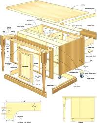 build kitchen island plans kitchen island designs plans how to build kitchen island from