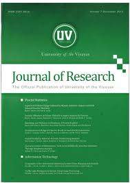 uv journal of research vol 7 december 2013 by university of the
