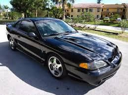1996 Mustang Gt Interior 1996 Mustang Cobra Ebay