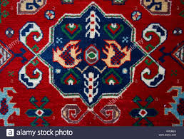 armenian traditional carpet and rug ornaments and patterns stock