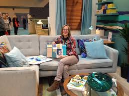 dulux designer sheryl hayes with her masterpiece national home
