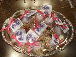 inexpensive party or bridal shower favor the seasonal home