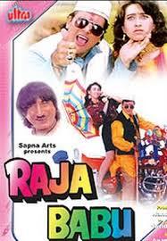film comedy on youtube raja babu full movie in 15 mins govinda karisma kapoor