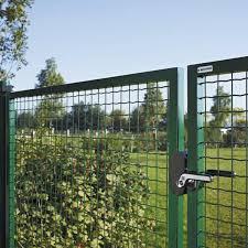 portails de jardin portail jardin grillagé garantie 10 ans directclotures