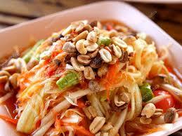 thai küche küche stockfoto 4157150