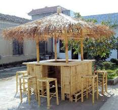 Tiki Patio Furniture by Going Green This Summer 10 Pieces Of Bamboo Patio Furniture