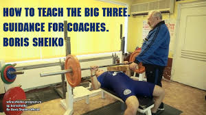 Sheiko Bench Program How To Teach The Big Three Guidance For Coaches Youtube