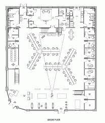 sony centre floor plan openplan open office floor plan office space pinterest
