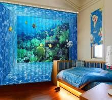 Blue Kitchen Curtains Online Get Cheap Kitchen Curtains Blue Aliexpress Com Alibaba Group