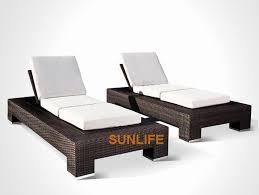 chaise longue ext rieur chaise longue meubles de jardin mobilier d extérieur en chine