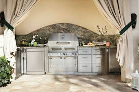outdoor kitchen base cabinets can you say luxury gorgeous outdoor kitchen with the asko outdoor