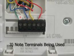 determining your thermostat type youtube