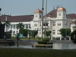 dutch colonial architecture international leisure traveller yogyakarta indonesia june 2012