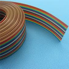 buy ribbon aliexpress buy 1meters lot ribbon cable 26 way flat color