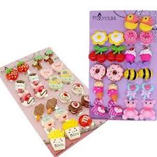 kids clip on earrings princess j design snake clip on earrings for kids