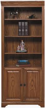 Wide Bookcase With Doors 32 Wide Bookcase With Doors By Wilshire Furniture