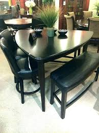 triangle pub table set triangle table set triangle dining table set amazing picture of