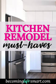 Kitchen Design Must Haves The 25 Best Kitchen Must Haves Ideas On Pinterest Apartment