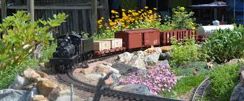 Garden Railroad Layouts The Denver Garden Railway Society