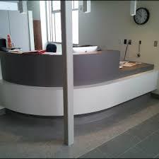 Laminate Reception Desk Reception Desk Willsëns Architectural Millwork Aurora On Part 2