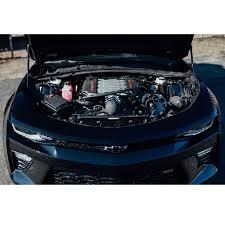 camaro 1le black ecs novi 1500 supercharger kit 2016 camaro ss 1le black finish