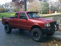 ford ranger lifted 2004 ford ranger information and photos zombiedrive