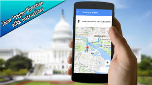 Shortest Route Map by Gps Route Finder Maps Navigation Direction Traffic Android Apps