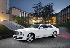 restricted version mulsanne and all ldnchauffeur chauffeur driven collection