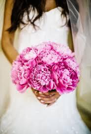 Wedding Bouquets 44 Fresh Peony Wedding Bouquet Ideas Brides