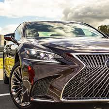 lexus woodford green ls500 on topsy one