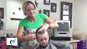 youtube young boys getting haircuts little boy hairstyles and mohawk haircuts tutorial youtube