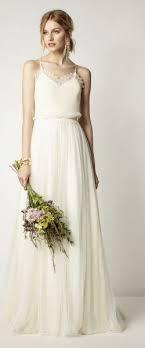 die besten 25 hochzeitskleid vintage hippie ideen auf - Brautkleid Hochzeitskleid