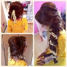 hair steila simpl is pakistan best bridal wedding hairstyles 2017