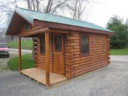 trophy amish cabins llc 10 x 20 bunkhouse cabinshown in the trophy amish cabins llc 10 x 16 promotion 160 s f