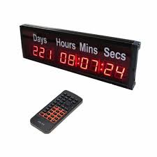 online buy wholesale large countdown clock from china large