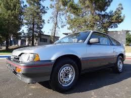 hf honda civic honda crx civic hf high mpg hatchback coupe 1 5l start up test