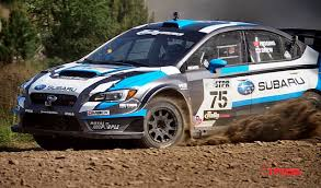 rally subaru wagon another win for david higgins at stpr rally america race the
