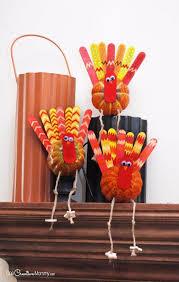 thanksgiving crafts turkey lesson plans
